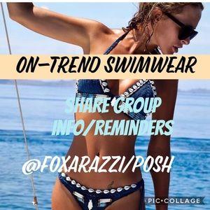 💦👙Swimwear Share Group Info/💦🦊Monday Open💦🦊